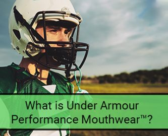 What is Under Armour Performance Mouthwear
