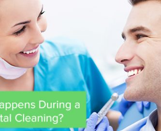 What Happens During a Dental Cleaning?