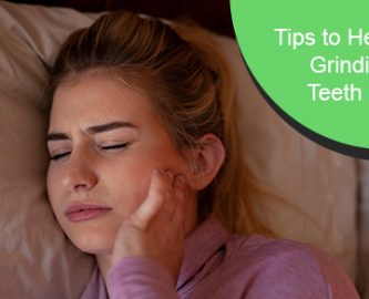 Tips to help stop grinding your teeth at night