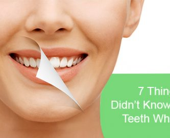 7 Things You Didn't Know About Teeth Whitening